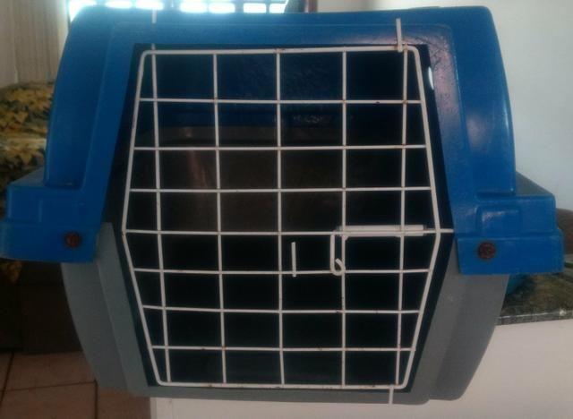 Vendo gaiola de cachorro pet - Foto 4