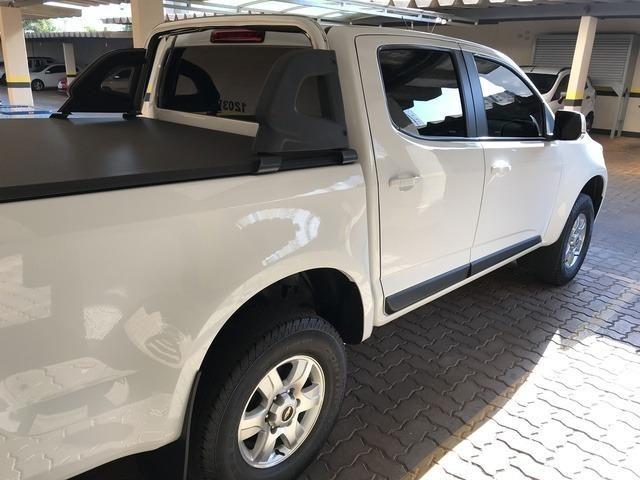 Chevrolet S10 14/14 Flex - Branca 2.4 LT 4x2 - Foto 6
