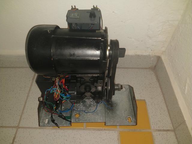 Motor para portão de garagem deslizante - Foto 3