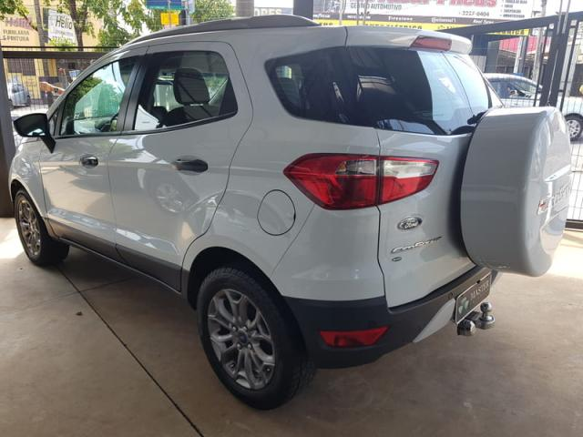 Ford Ecosport 1.6 Flex 2015 com Multimídia  - Foto 11