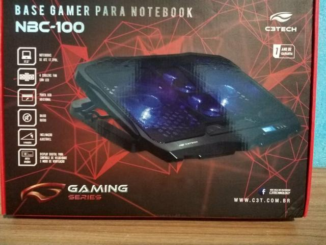Base gamer para notebooks - Foto 3