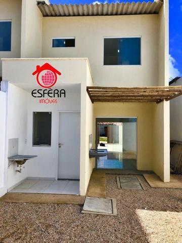 Casas duplex 2 quartos na Zona Norte de Natal, - Foto 13