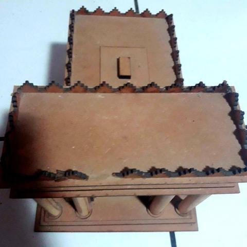 Réplica do templo de salomão - Foto 4