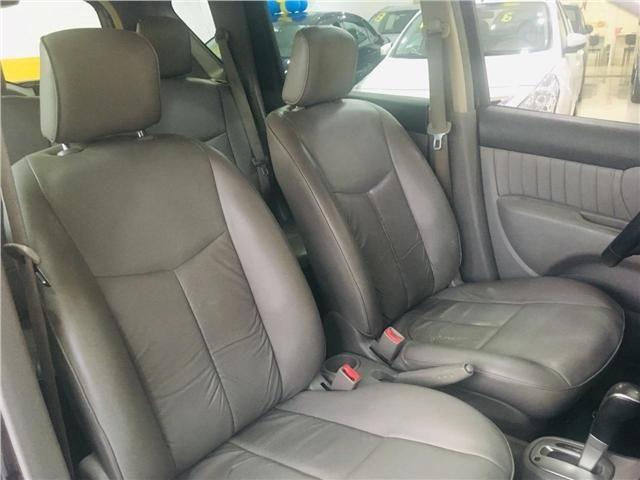 Nissan Livina 1.8 sl 16v flex 4p automático - Foto 12