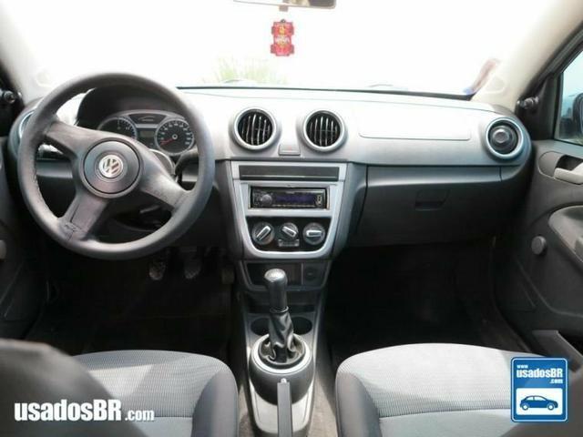 Volkswagen gol G5 trend 1.0 prata 2011 - Foto 12