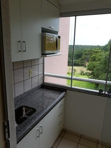Apartamento mobiliado DiRoma Rio Quente GO - Foto 4