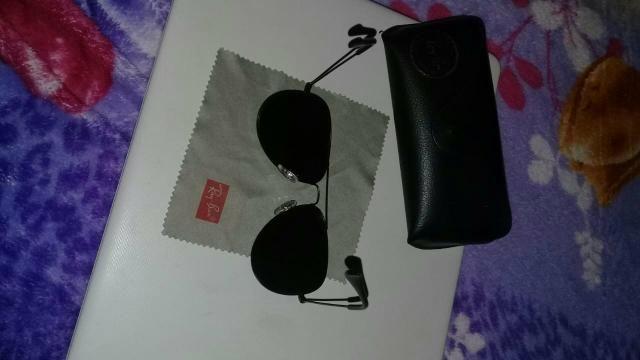 c69ac06b80b94 Vendo óculos Ray ban tamanho Médio - Bijouterias, relógios e ...