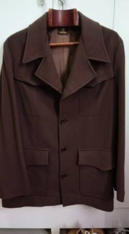 31a2edcec7 Lindo casaco masculino tipo caban