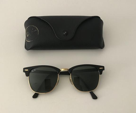 e73622d9b Óculos Ray Ban Clubmaster - Bijouterias, relógios e acessórios ...