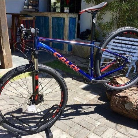 0180b4f37 Bicicleta Caloi Elite 2019 aro 29 ( Bike NOVA) e preço promocional ( Última  Unidade