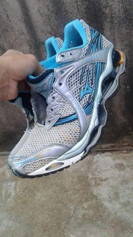 48bde90b568 Tenis mizuno - Roupas e calçados - Res União