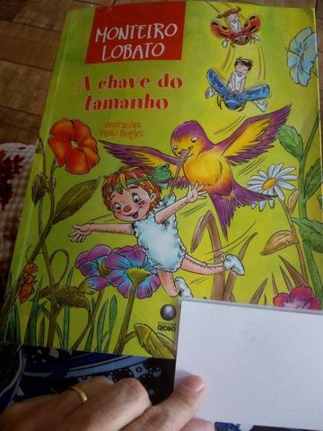9843dd8f9 A chave do tamanho - Livros e revistas - Jardim Belaura