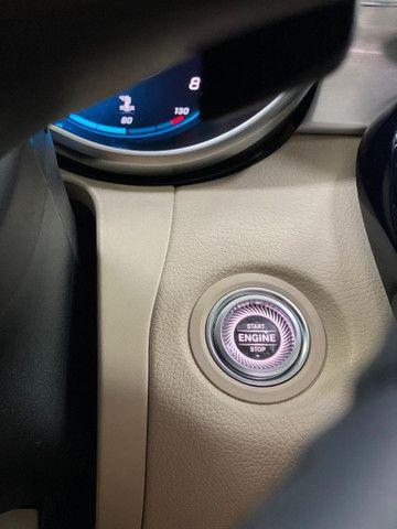 Mercedes c-180 2020 c/500km. igual a zerokm. léo careta veículos - Foto 15