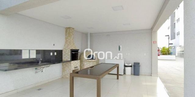 Apartamento com 2 dormitórios à venda, 56 m² por R$ 258.000,00 - Vila Rosa - Goiânia/GO - Foto 13