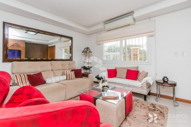 Casa à venda com 3 dormitórios em Vila assunção, Porto alegre cod:9927412 - Foto 4
