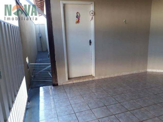 Casa com 2 dormitórios à venda, 82 m² por R$ 168.000,00 - Jardim Espírito Santo - Uberaba/ - Foto 4