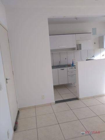 Apartamento com 2 dormitórios para alugar, 50 m² por R$ 880,00/mês - Rios di Itália - São  - Foto 16