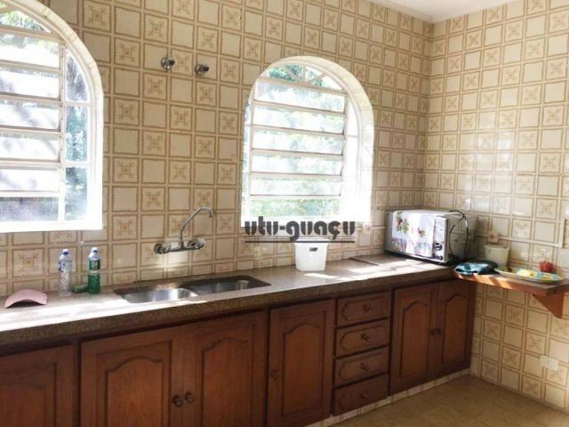 Chácara com 3 dormitórios para alugar, 5000 m² por R$ 7.000,00/mês - Condomínio Vila Suévi - Foto 11