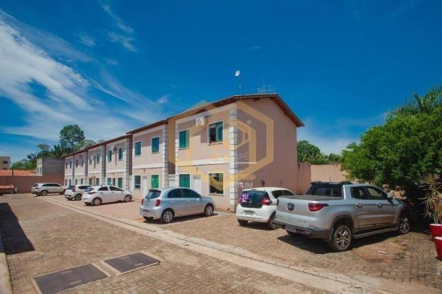 Sobrado com 3 dormitórios à venda, 131 m² por R$ 290.000,00 - Novo Horizonte - Porto Velho