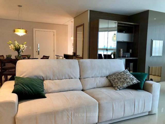 ***Apartamento Finamente Mobiliado com Vista Mar em Balneário Camboriú - Foto 17