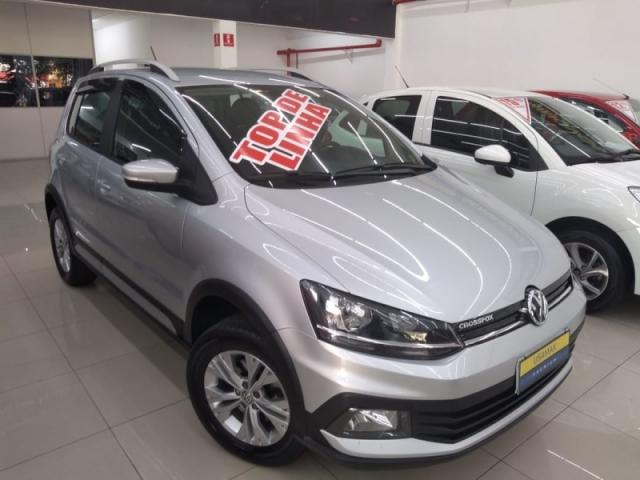 VOLKSWAGEN CROSSFOX 1.6 MSI FLEX 16V 4P MANUAL.