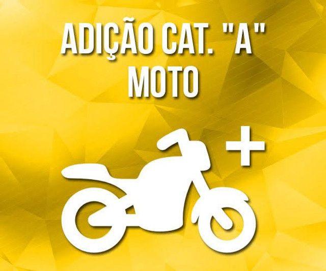 """ADIÇÃO DE CAT """"A"""""""