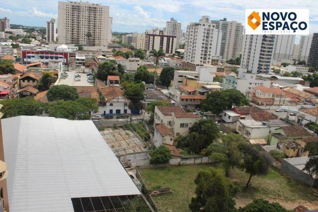 Apartamento com 1 dormitório para alugar, 40 m² por R$ 600/mês - Centro - Campos dos Goyta - Foto 16