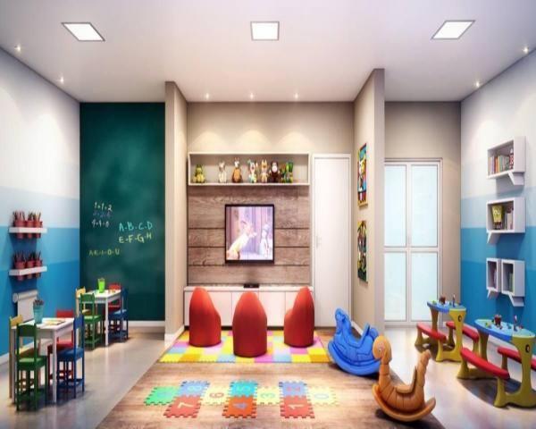 Lançamento California Boulevard Apto 50 e 54m2 2 Dorms Varanda 1 Vaga Laze - Foto 5