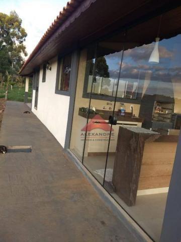 Sítio com 3 dormitórios à venda, 21000 m² por R$ 1.000.000,00 - Pouso Alto - Pouso Alto/MG - Foto 5