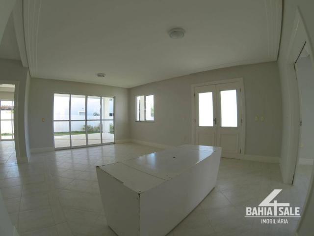 Casa com 4 dormitórios à venda por R$ 1.450.000 - Vila de Abrantes - Camaçari/BA - Foto 5