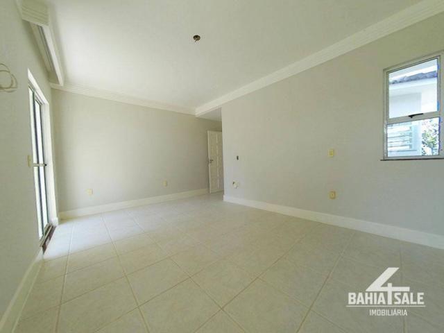 Casa com 4 dormitórios à venda por R$ 1.450.000 - Vila de Abrantes - Camaçari/BA - Foto 11