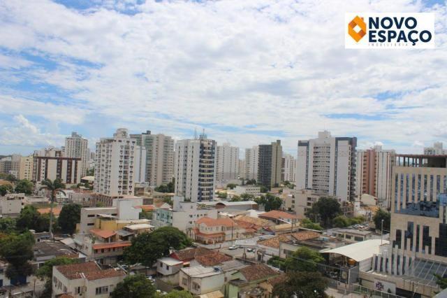 Apartamento com 1 dormitório para alugar, 40 m² por R$ 600/mês - Centro - Campos dos Goyta - Foto 17