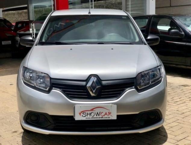 Renault Logan 1.0 Authentic Flex - Foto 2