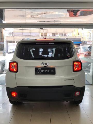 RENEGADE 2016/2017 1.8 16V FLEX LIMITED 4P AUTOMÁTICO - Foto 8