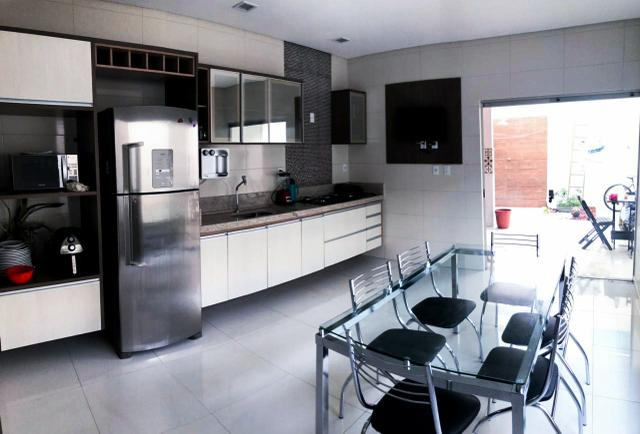 Casa no condomínio Sol Nascente, com: 4 suítes mais um quarto - Foto 5