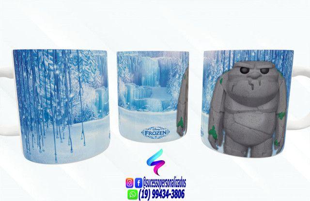 Canecas Colecionáveis Funko Pop Frozen - Foto 3