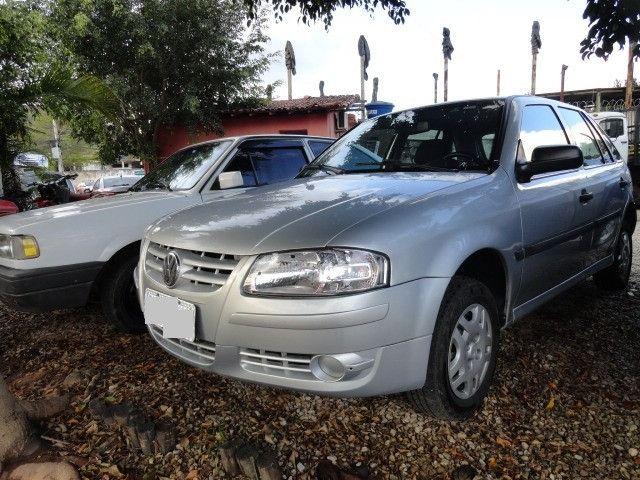 VW Gol 1.0 2011/2012 com ar condicionado
