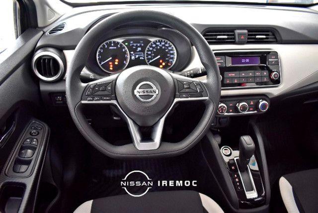 Nissan New Versa Sense CVT 21/21 - Foto 8