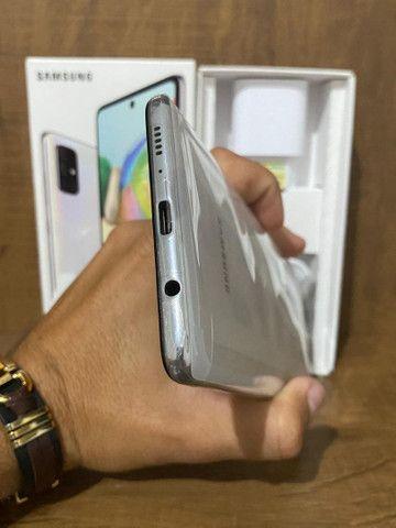Samsung Galaxy A71 128gb (Aceito Cartão) - Foto 6