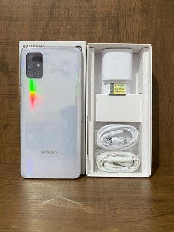 Samsung Galaxy A71 128gb (Aceito Cartão)