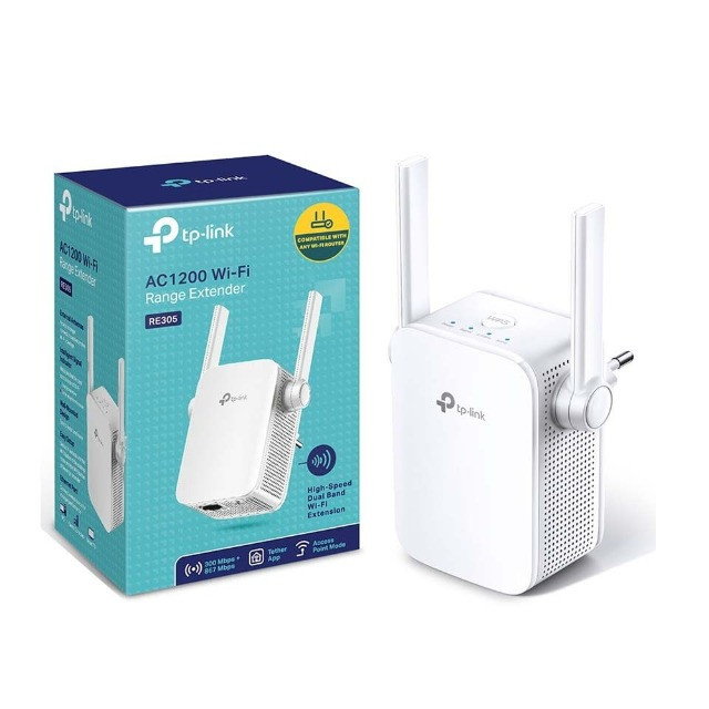 Repetidor Extensor De Alcance Wifi Tp-Link Tl-Re305 Ac1200 Range - Foto 2