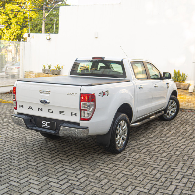 Ford Ranger XLT 3.2 2018 BLINDADA - Foto 3