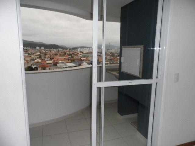 620 - Apartamento com Sacada para Alugar no Jardim Cidade de Florianópolis! - Foto 4