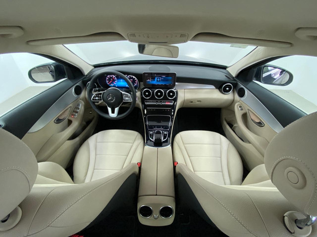 Mercedes c-180 2020 c/500km. igual a zerokm. léo careta veículos - Foto 14