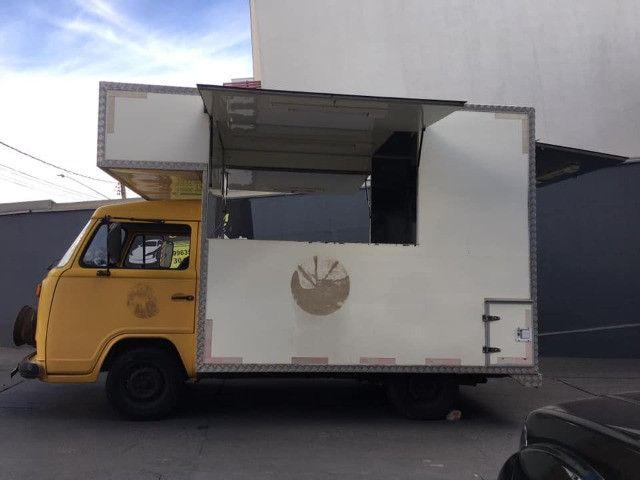 VW Kombi 1.6 Food Truck 2002/2002 - Foto 7