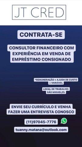 CONTRATA-SE VENDEDOR(A)  - Foto 3