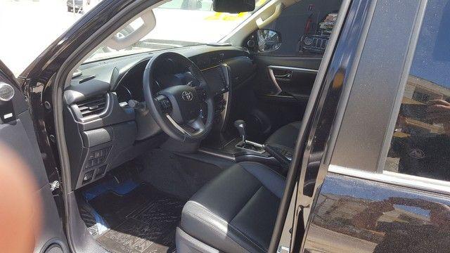 Toyota Hilux SW4 SRX 2.8 4x4 turbo diesel 2021 - Foto 6