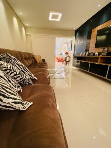 Casa de condomínio à venda com 4 dormitórios em Residencial florenca, Rio claro cod:9559 - Foto 17