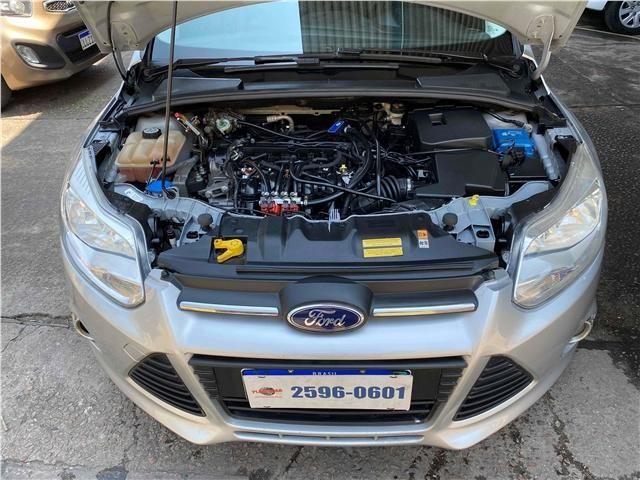 Ford Focus 1.6 s 16v flex 4p manual - Foto 5