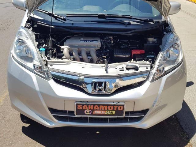 HONDA FIT 2012/2013 1.5 EX 16V FLEX 4P AUTOMÁTICO - Foto 14